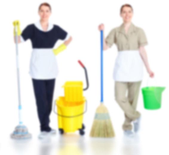 Jede Reinigungskraft bei Dimmi gibt 100 Prozent für Ihre Immobilie.